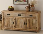 Baku Light Mango Large Sideboard