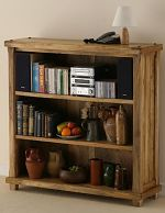 Baku Light Mango 3 Shelf Display Unit