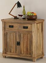 Baku Light Mango Small Sideboard