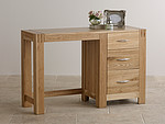 Alto Natural Solid Oak Dressing Table