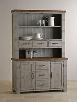 Clermont Painted Rough Sawn Solid Oak Dresser
