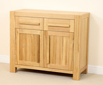 Fresco Solid Oak Small Sideboard