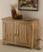 Newark Solid Oak Small Sideboard