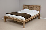 Saigon Solid Acacia 4ft 6&#34; Double Bed