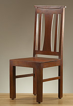 Tokyo Brown Teak Mango Dining Chair