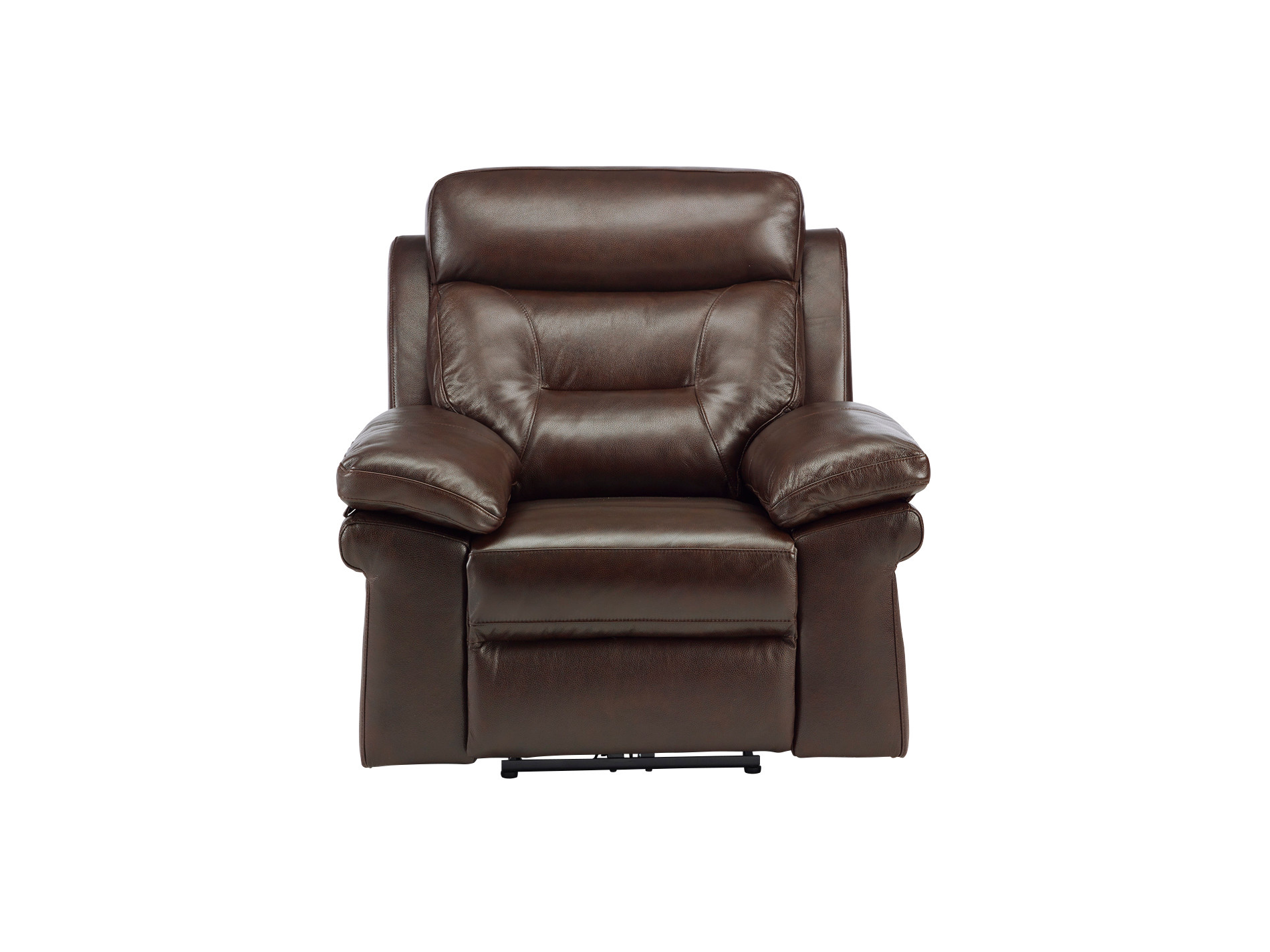 light brown leather recliner leather italia classic light brown push back recliner. Black Bedroom Furniture Sets. Home Design Ideas