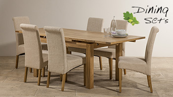 Dorset Extending Dining Set