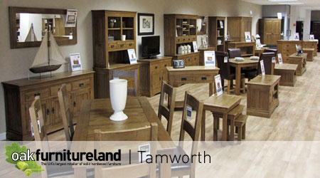 Oak Furniture Shops UK | Our English, Welsh & Scottish Furniture